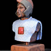 Roman Legionaire - Warrior - Ancient Rome - Roemer - Romeinen - Antichi Romani - Romains - Romarere  Art Print by Urft Valley Art