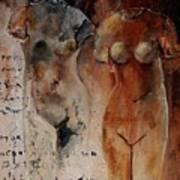 Roman Nudes 45 Art Print