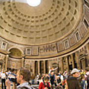 Roman Pantheon Art Print