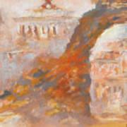 Roman Relicts 2 Art Print