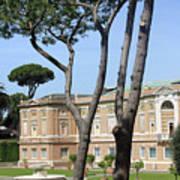 Rome Museum Art Print