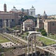 Rome The Old New World Art Print