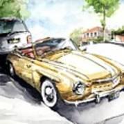 Rometsch-volkswagen Sports Art Print