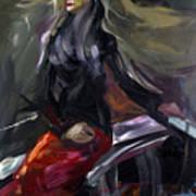 Romoni-01 Art Print
