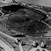 Vintage - Roosevelt Stadium Art Print