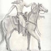 Roper Ballet Art Print