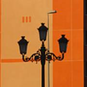 Roquettas 76 Art Print