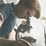 Rosalind Franklin, Crystallographer Art Print