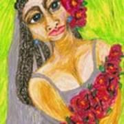 Rosamie Art Print