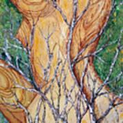 Rose And Thorns Art Print