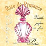 Rose De Provence Art Print