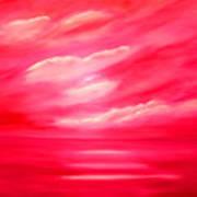 Rose Heaven Art Print