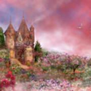 Rose Manor Art Print