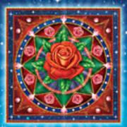 Rose - Pure Love Art Print