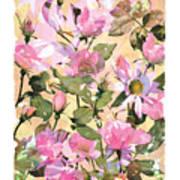 Rose Refraction Art Print