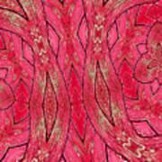 Rose Wood Art Print