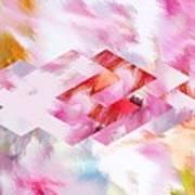 Roselique Dimension Art Print