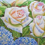 Roses.2007 Art Print