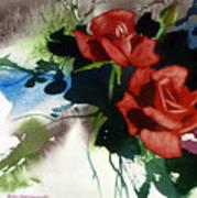 Rosewood Art Print