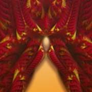 rotl_07c Lady Of the Choice 3 Art Print