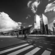 Rotterdam Centraal  Art Print