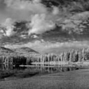 Round Lake State Park 6 Art Print