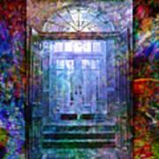 Rounded Doors Art Print