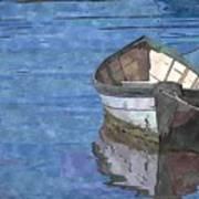 Rowboat Art Print