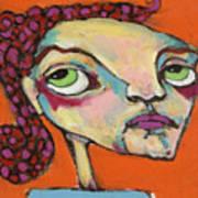 Roxie Box Art Print