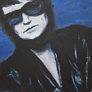 Roy Orbison In Beautiful Dreams - Forever Art Print