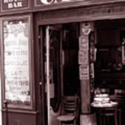 Royal Bar Paris Art Print