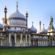 Royal Pavilion Brighton Art Print