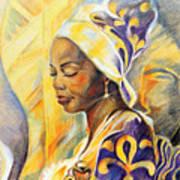 Royal Spirit Art Print