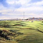 Royal Troon Golf Course Art Print