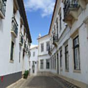 Rua Do Aljube Art Print