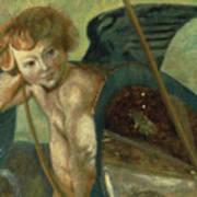 Ruben's Angel Art Print