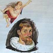 Rubens Copy Art Print