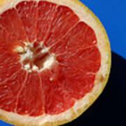 Ruby Red Grapefruit Art Print