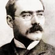 Rudyard Kipling, Literary Legend Art Print