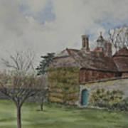 Rudyard Kipling's Bateman's Art Print