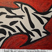 Rug Art Print