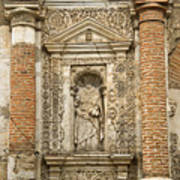 Ruins Of Antigua Guatemala Art Print