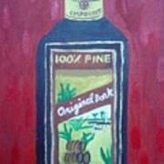 Rum Art Print