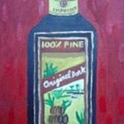 Rum Print by Patrice Tullai