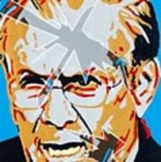 Rumsfeld Art Print