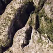 Runiiforme Dissected Sandstone Hills Art Print