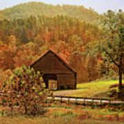 Rural Appalachia Art Print