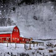 Rural Textures Art Print