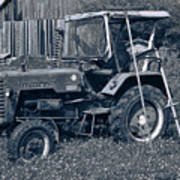 Rural Vehicle Art Print