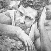 Russell Crowe Art Print
